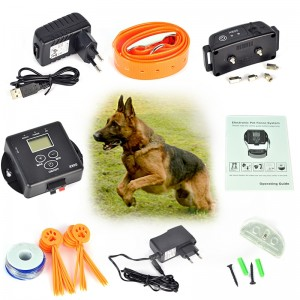 300M Wireless Pet Fencing Controller Containment System
