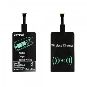 Wireless Charging Receiver Module 5V 1A for Android Phone With Micro-usb Interface