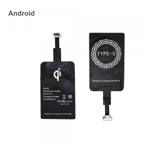 Type-C Wireless Charging Receiver Module 5V 1A for Android Phone
